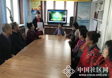 长安街道幸福社区组织开展3.15消费者权益宣