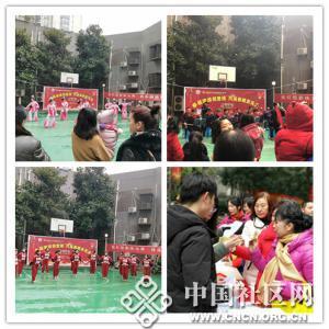 汽运社区:汽运暖情庆元宵节  志愿服务暖人心