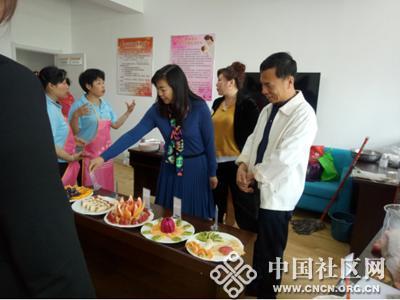 南山社区举行母婴、育婴护理月嫂培训班结业